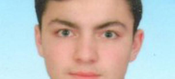 В Одеській області з дитячого табору зник 16-річний Сашко Мерзляченко